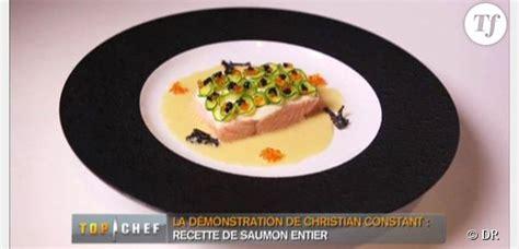 recette cuisine top chef recette cuisine christian constant prima fr le du