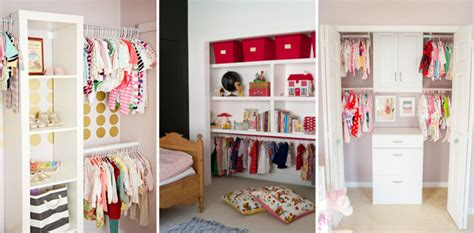 chambre bébé petit espace aménager une penderie pour la chambre de bébé idées