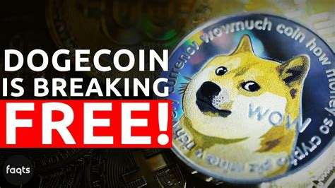 Dogecoin Is Breaking Free! | Dogecoin Price Prediction ...
