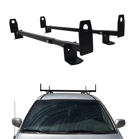 universal roof rack cross bars 60 quot universal roof ladder rack mount gutterless cross