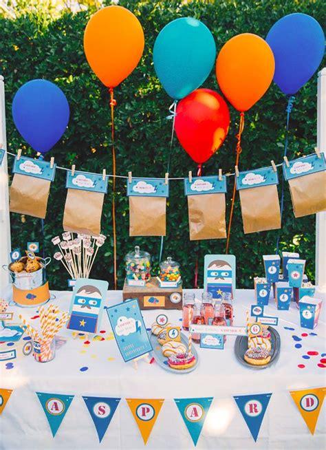 anniversaire minions babys party pinterest