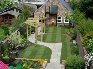 Garten Von Oben : wie wirkt ein sch ner garten hier sind 50 beispiele ~ Orissabook.com Haus und Dekorationen