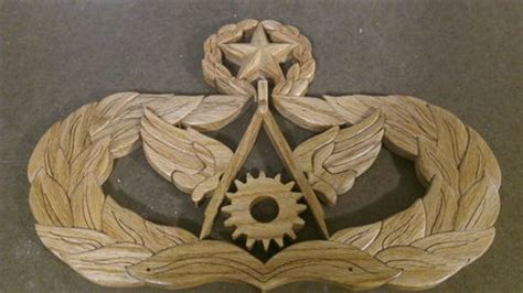 air force civil engineering functional badge  aaww