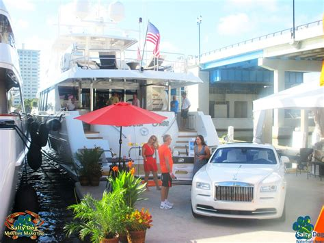 Florida Boat Shows by Flibs Fort Lauderdale International Boat Show Florida