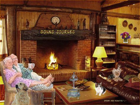 la cuisine au coin du feu bonne journée au coin du feu