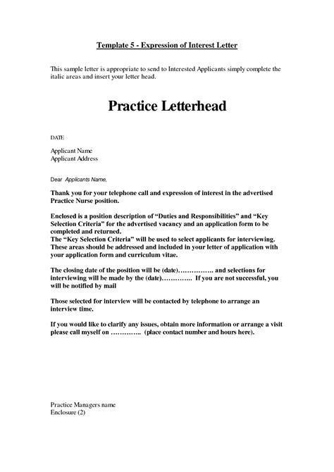 write  cover letter  interest    job