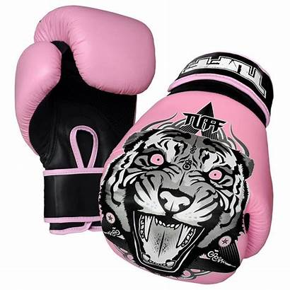 Boxing Gloves Guantes Muay Thai Boxen Leather