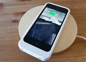 Iphone 7 Kabellos Laden : test das iphone kabellos laden mit der qi ladestation von ~ Jslefanu.com Haus und Dekorationen