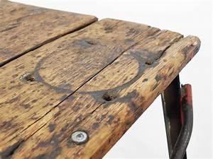 Werkbank Aus Holz : industrielle deutsche vintage werkbank aus holz metall bei pamono kaufen ~ Markanthonyermac.com Haus und Dekorationen