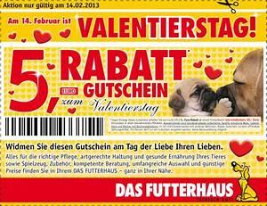 Das Futterhaus Online Shop : tiernahrung 5 10 15 rabatt gutscheine f r fressnapf online 5 gutschein f r das futterhaus ~ Eleganceandgraceweddings.com Haus und Dekorationen