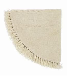 Tapis Rond Beige : tapis rond en laine beige nature 110cm ~ Teatrodelosmanantiales.com Idées de Décoration