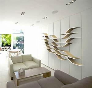 artistic modular shelving system png