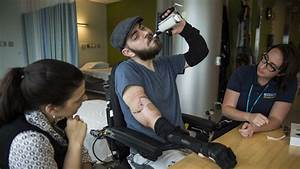 Retired Marine Receives A Double Arm Transplant   The Two