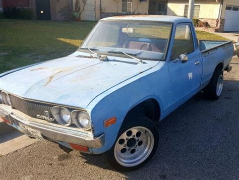 1974 Datsun 620 Pickup Truck For Sale Photos, Technical