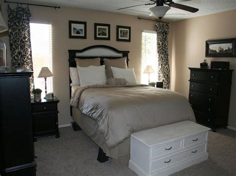 White And Beige Bedroom, Black White And Beige Bedroom