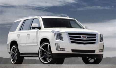 Cadillac Escalade 2020 Price by 2020 Cadillac Escalade White Concept Price Interior