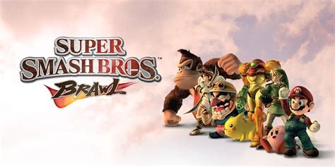 Super Smash Bros Brawl Wii Games Nintendo