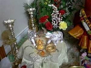 Vaibhavalakshmi Vratam (25Dec2009) Before Pooja AVI - YouTube