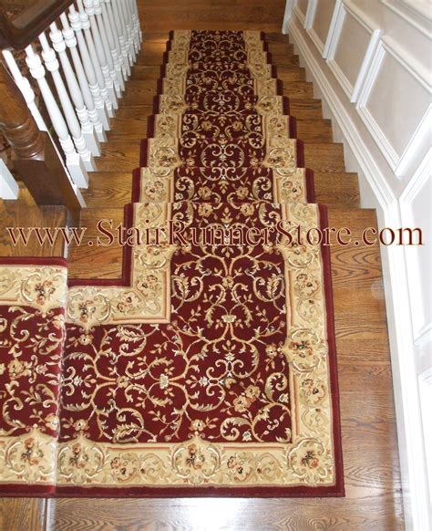 carpet runners for stairs rug one stair runners