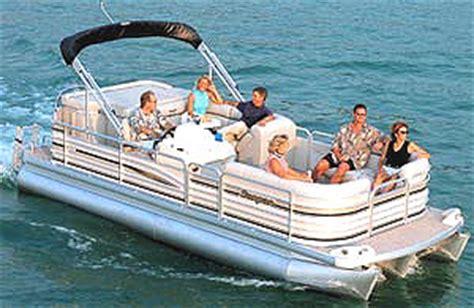 godfrey sanpan  rs performance test boatscom