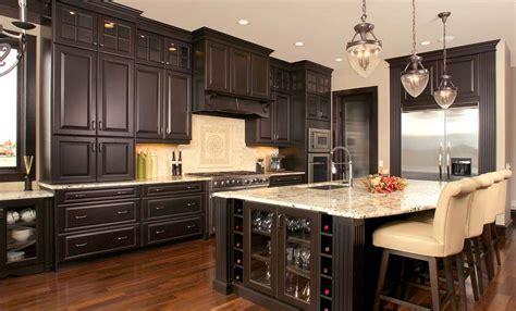 black kitchen cabinet secret to create distressed black kitchen cabinets 1685