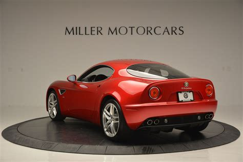 2008 Alfa Romeo 8c Coupe For Sale On Luxify