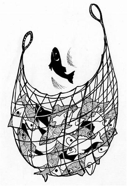 Fish John Illustration Smp