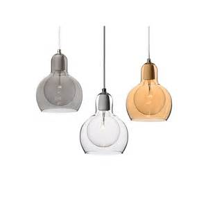 Livingroom Lights Lighting Ceiling Lights Pendant Lights Blown Glass Modern Minimalist Pendant Light