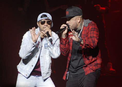 Reggaeton Stars Nicky Jam And Plan B Shake It Up At The