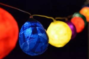 Lampions Selber Machen : diy lampions f r eine lichterkette basteln ~ Lizthompson.info Haus und Dekorationen
