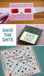 save the date wedding ideas save the date alternatives With save the date wedding ideas