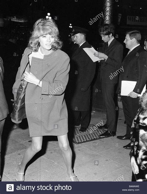 actress julia foster julia foster actress oct 1967 arriving at the premier of