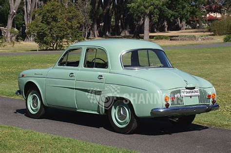 1961 renault dauphine sold renault dauphine sedan auctions lot 2 shannons