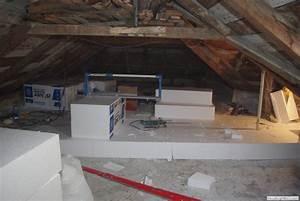 Zateplení stropu polystyren