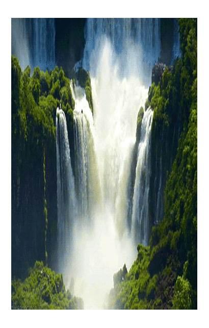 Waterfall Animated Waterfalls Google Amazing Awesome