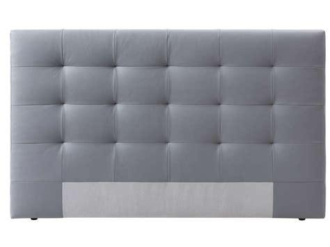 conforama tete de lit t 234 te de lit 165 cm capiton 3 coloris gris vente de t 234 te de lit conforama