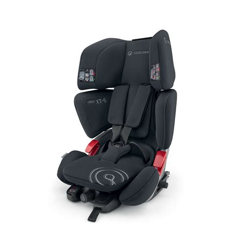 siege auto concord siège auto vario xt 5 cosmic black groupe 1 2 3 de