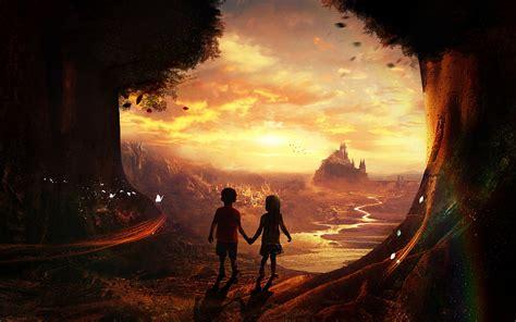 fairy tales kids wallpapers hd wallpapers id