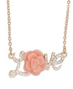 Love Necklace Forever 21