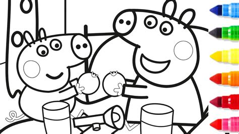 bed time coloring pages learn colors  kids