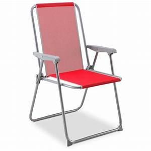 Chaise Camping Pliante : fauteuil de camping piccolo prix pas cher les soldes ~ Melissatoandfro.com Idées de Décoration
