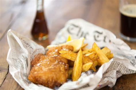 englische küche rezepte hauptspeise fish chips das englische fast food einfach