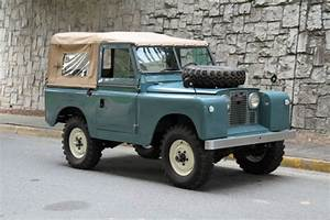 1962 Land Rover Series Ii For Sale Atlanta  Georgia