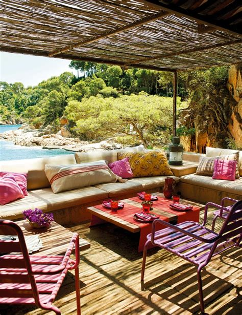 The Best Mediterranean Style Outdoor Areas  The Style Files