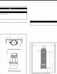 Nutone Vx475cc  Vx550cc  Vx1040cc Installation Tips And User