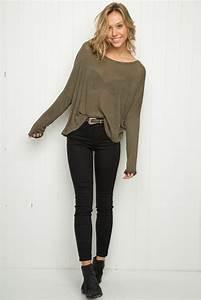 Brandy ♥ Melville | Jazlene Knit Top - Just In ...