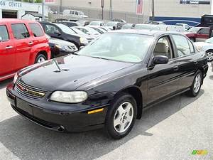 2002 Black Chevrolet Malibu Ls Sedan  11771094