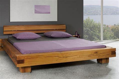Günstige Möbel Online Bestellen!  Balkenbett Sumpfeiche