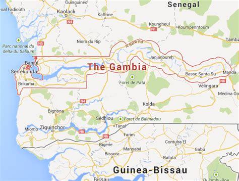 Gambia – Vrienden van Gambia