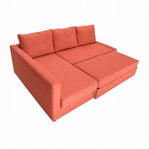 49 off ikea friheten sofa bed with chaise sofas for Sectional sofa bed with chaise lounge